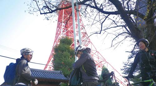 『TOKYO 平日sanpo RIDE』