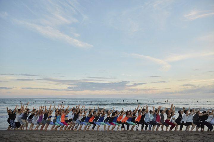 "mizuno womens・夏の""音楽×スポーツ""イベント、「OTODAMA BEACH TERRACE in Yuigahama」リポート"