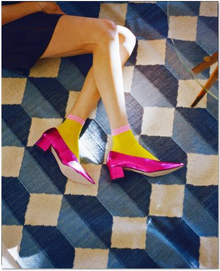 """足元に""""オシャレポイント""""をプラスしてくれるHappy Sockが 新ブランド「HYSTERIA BY Happy Socks」をスタート!"""