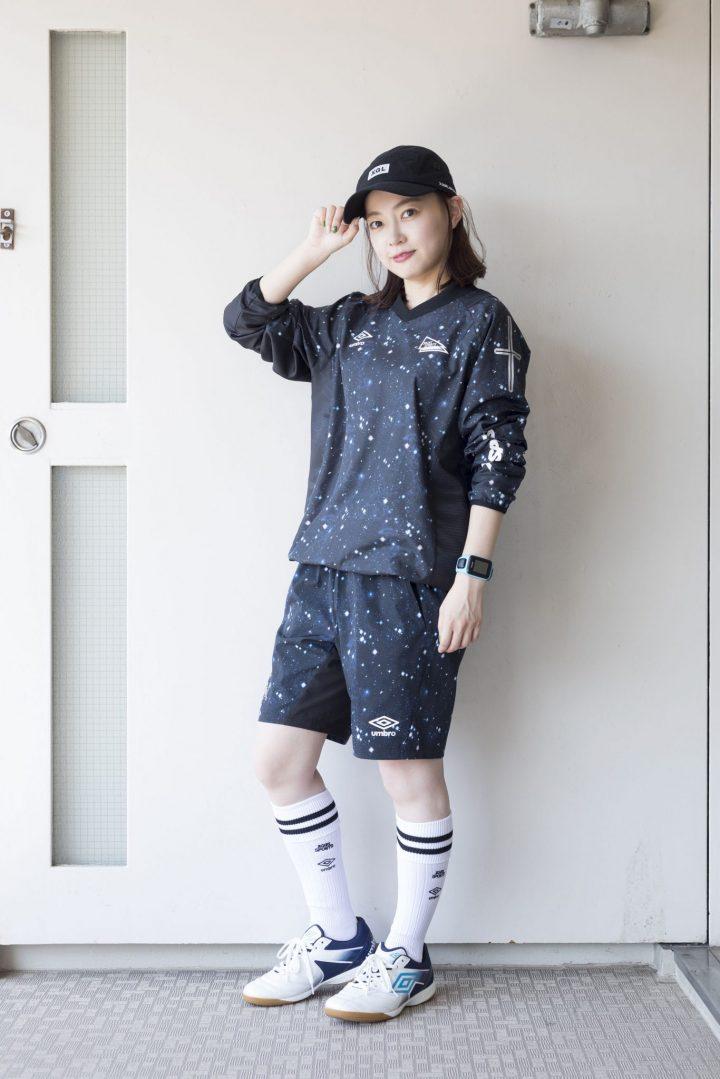 井本枝里(X-girl sports セールス)