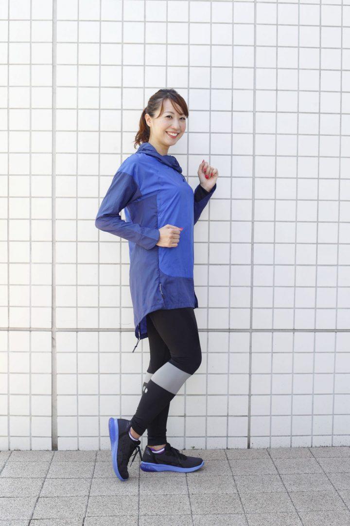 池田美穂(asics Running Clubコーチ)