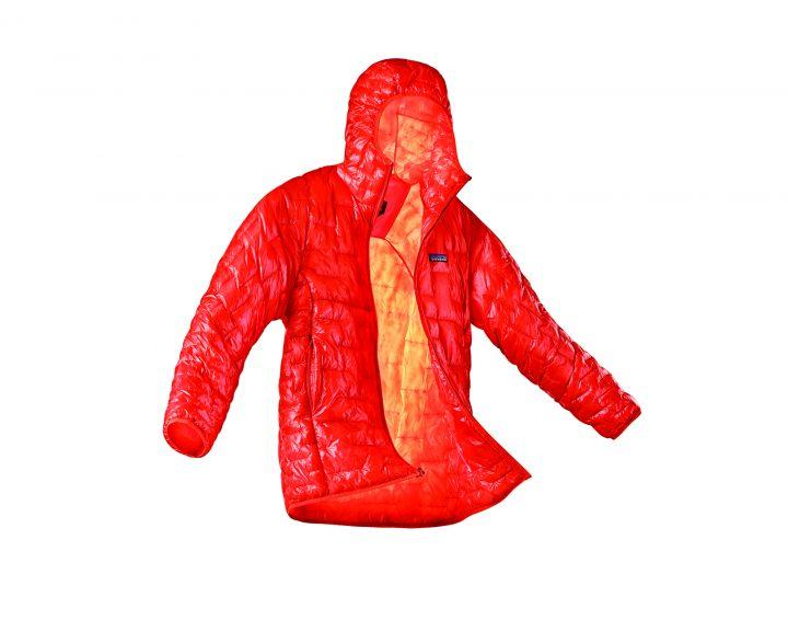 """「Patagonia」のこれまでのプロダクトの中で、最も軽く、最もコンパクトに収納可能なジャケット、""""マイクロ・パフ・フーディ""""登場!"""
