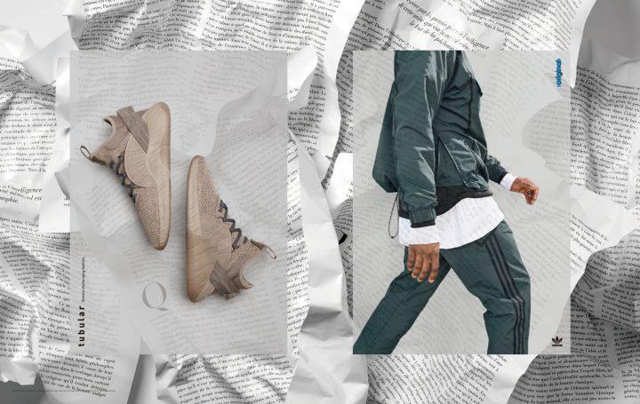 """「adidas Originals」の人気モデル""""TUBULAR""""の新シリーズはランニングシューズとバスケットシューズから着想"""