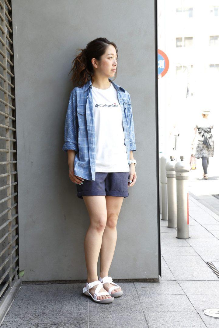 井上瞳(Columbia Shop Shibuyaスタッフ)