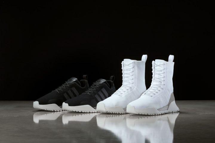 """冬のあらゆる天候でも、街を颯爽と闊歩したくなるスタイリッシュな「adidas Originals」の""""ATRIC"""""""