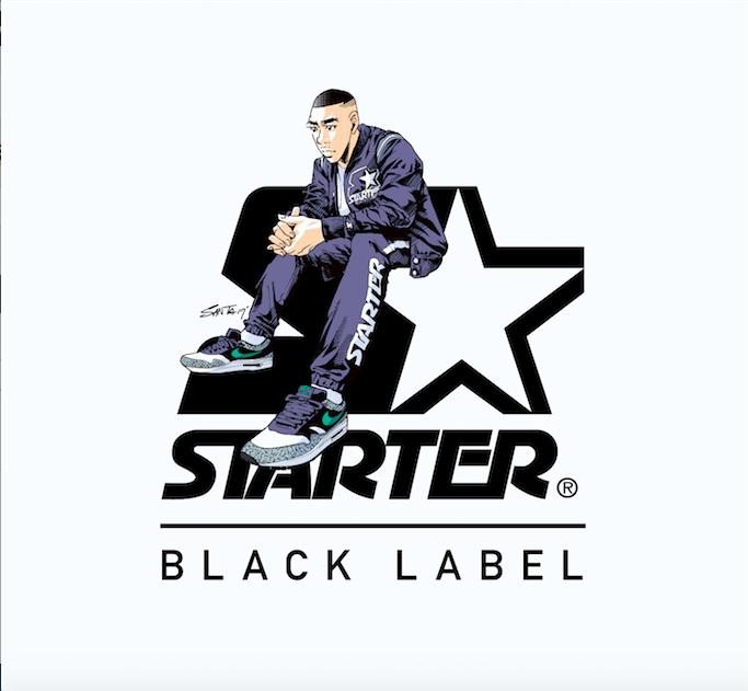 「STARTER BLACK LABEL」×漫画家「井上三太」の コラボレーションアイテムがatmosconで発売される!