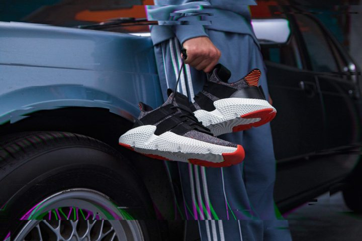 """予測不能で独創的なデザイン美学に基づいて創り出された「adidas Originals」の""""Prophere""""とは!?"""