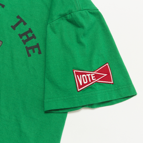 """ストリートシーンからも絶大な支持を得る「VOTE MAKE NEW CLOTHES」の今季のDisneyシリーズは""""WINNIE THE POOH""""がモチーフ"""