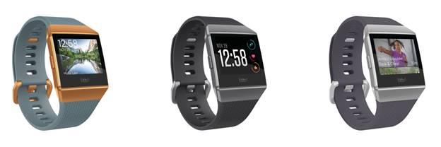 フィットネスウェアラブルデバイスブランド「Fitbit」の新作はスクエアなフェイスが特徴的な万能機種