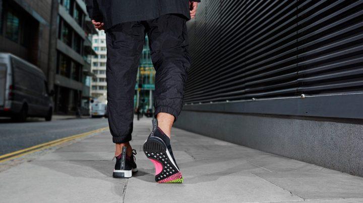 """80年代ランニングシューズのエッセンスが散りばめられた「adidas Originals」の""""NMD_RACER"""""""