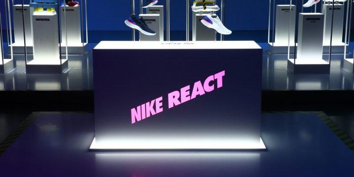 ランニングがもっともっと楽しめる可能性を秘めた「NIKE EPIC REACT FLYKNIT」はこれまでに感じたことのない履き心地……!?