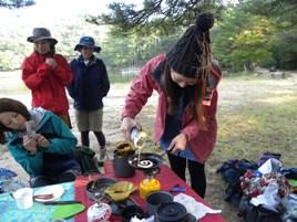 『女性のための山CAFÉ トレッキング 生駒山』