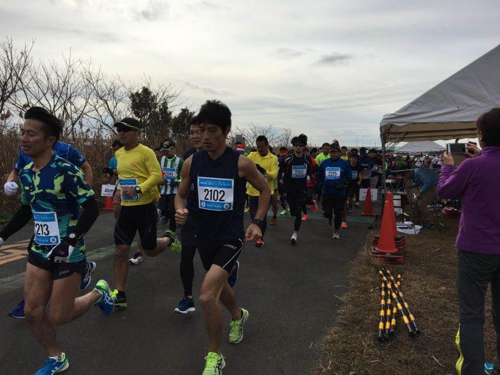 『東京荒川ハーフマラソン』