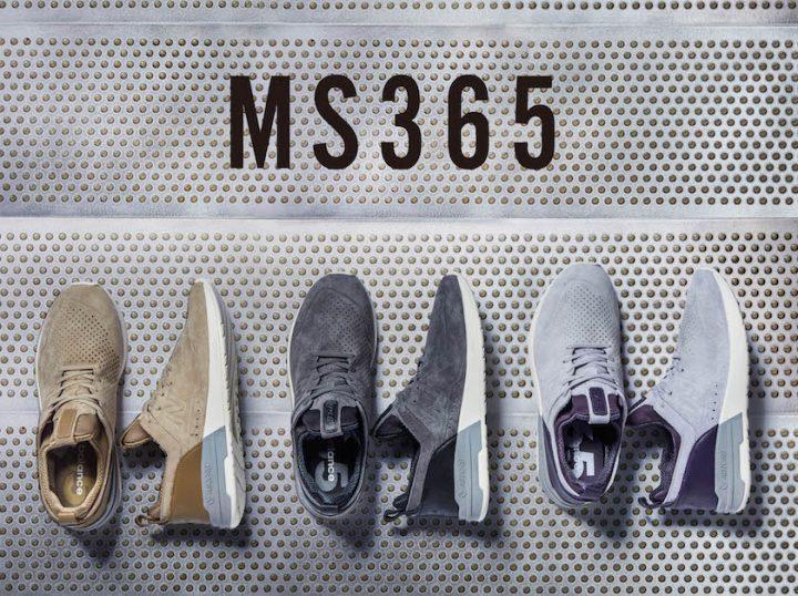 """""""365日""""履きたくなる「new balance」のニューモデル、その名も""""MS365"""""""