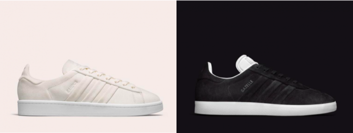 """「adidas Originals」の永遠の定番、""""CAMPUS""""と""""GAZELLE""""が現代版のアレンジを加えてリリース!"""