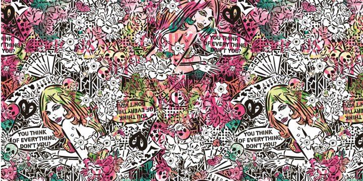 世界的に注目されるアーティスト「Lady AIKO」と「Reebok」がフィットネスウエアでコラボレーション