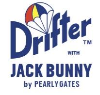 「JACK BUNNY!!」の新作ゴルフキャディバッグは、あの「Drifter」とのコラボ!