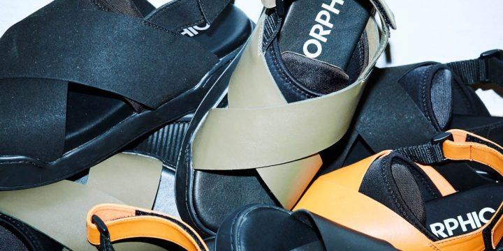 「ORPHIC」の新作サンダルは街でも旅先でも大活躍間違いナシなコンファータブルさ