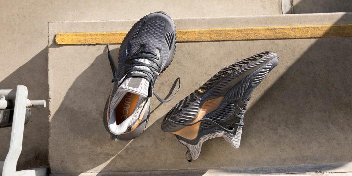 """「adidas」の""""ALPHABOUNCE BEYOND""""はさまざまな競技のアスリートの要望への回答の結晶"""