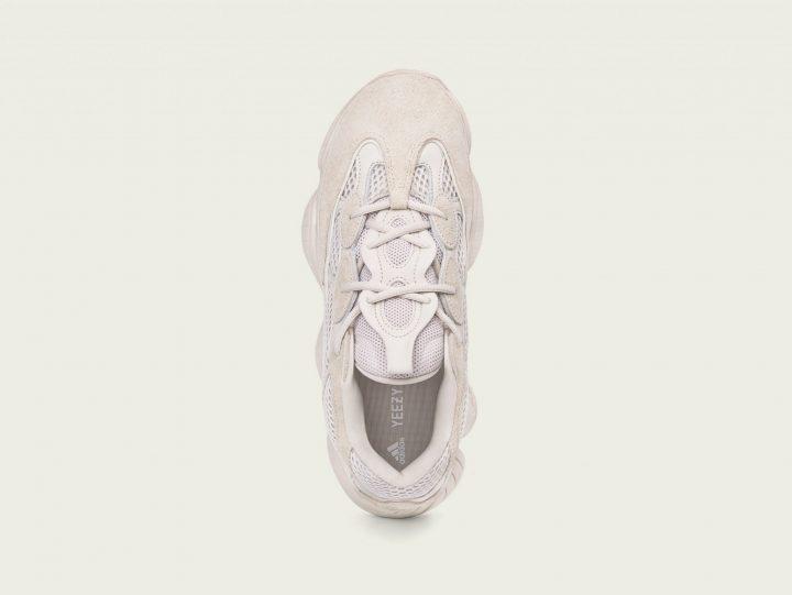 「adidas」と「KANYE WEST」のコラボレーションラインからニューモデルがリリース!!