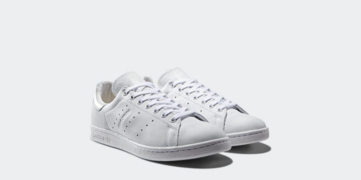 """「adidas Originals」の永遠の定番""""STAN SMITH""""の純白さで春スタイルを清々しく!"""