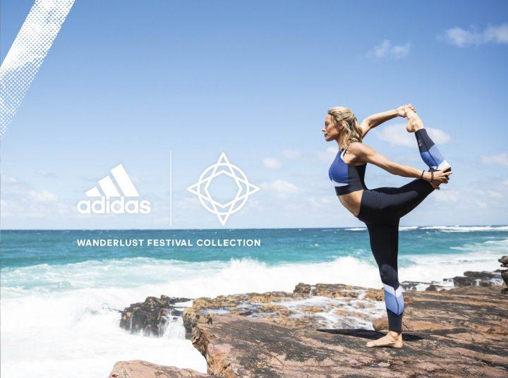 「adidas」がトライアスロンイベントを 主催する「WANDERLUST」とのコラボレーションラインを発売