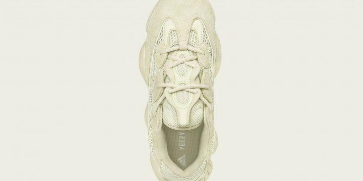 """「adidas」と「KANYE WEST」のコラボラインシューズ""""YEEZY 500""""のニューカラーは完売必至!"""
