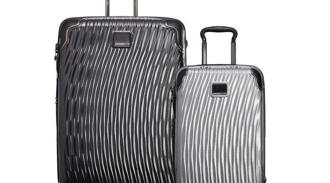「TUMI」のキャリーケースは旅に求められる軽量、耐久性、ルックスすべて◎