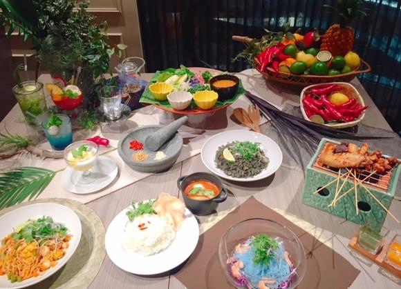 アジアンリゾートレストラン「Plataran Resort&Restaurant」がルミネ1にオープン!
