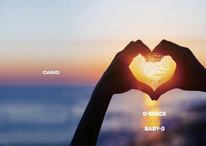 "「G-SHOCK」&「BABY-G」で伝説のモデル""イルカクジラ""初代復刻版が登場!"