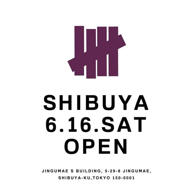 「UNDEFEATED」が国内最大級のショップを渋谷にオープン! 記念アイテムも豪華!!