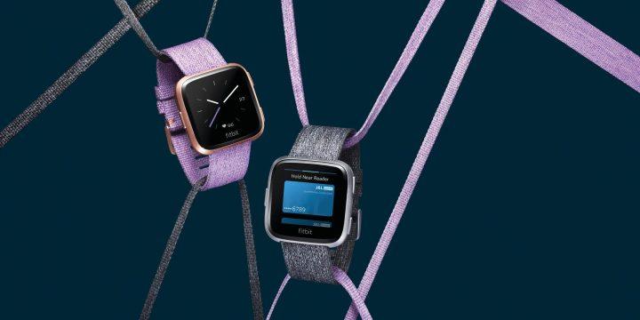 """「Fitbit」のモダンで直感的なインターフェイスを備えたスマートウォッチ""""Fitbit Versa™"""""""