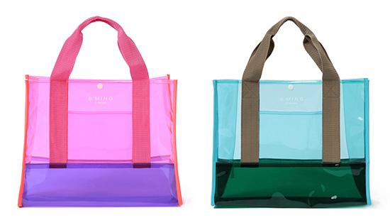 「B:MING by BEAMS」のプールバッグは夏の普段使いにも最適!