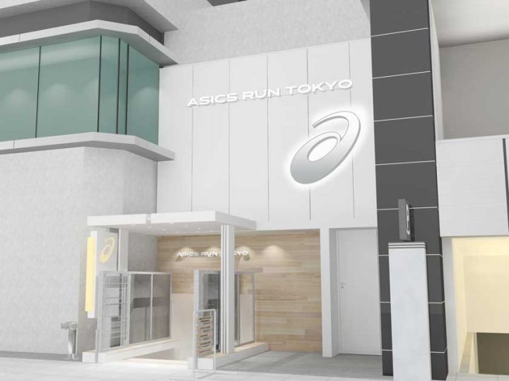 "「ASICS」が丸の内にランニングステーションやカフェの複合型ショップ""ASICS Run Tokyo Marunouchi""をオープン"