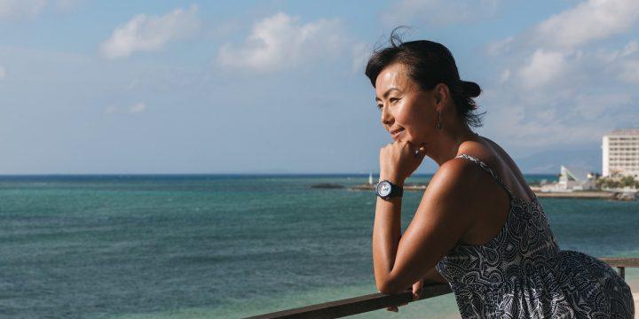BABY-G×アクアプラネットコラボモデルが発売! 田中律子さんの海への思い