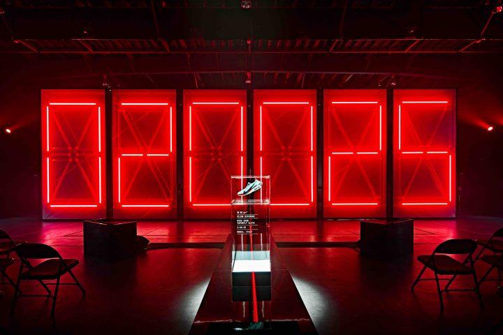 "「NIKE ZOOM PEGASUS TURBO」のグローバルローンチイベント""ナイキズームトウキョウ""で新しい走り心地を体験。"