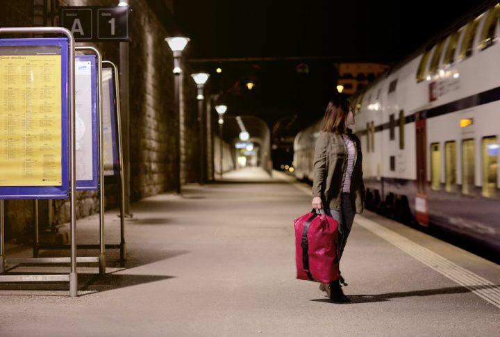 「FREITAG」のトラベルバッグ無料貸出サービスで、1点もののバッグと一緒に旅に出よう!