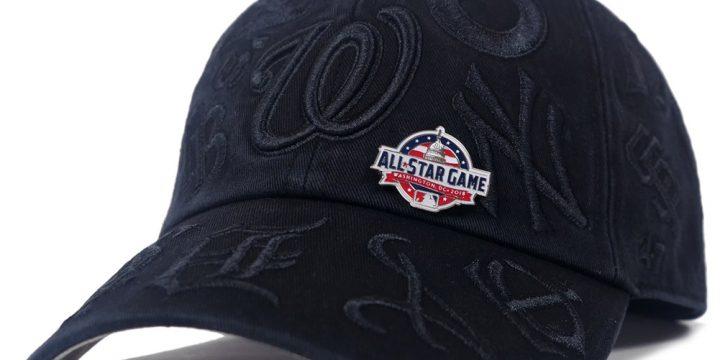 「'47」が2018 MLBオールスター開催を記念して製作したスペシャルなキャップ2モデル