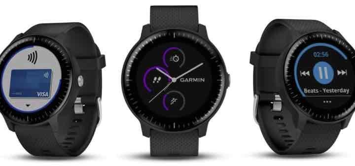 """「Garmin」の音楽をより楽しめる機能を搭載したGPSスマートウォッチ""""vívoactive® 3 Music"""""""