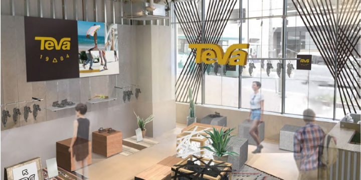 「Teva」がファッション・カルチャーが集まる話題の施設でポップアップストアを開催!