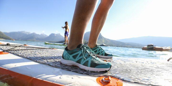 「SALOMON」のウォーターシューズがあれば、海も川もキャンプもフェスもバッチリ!