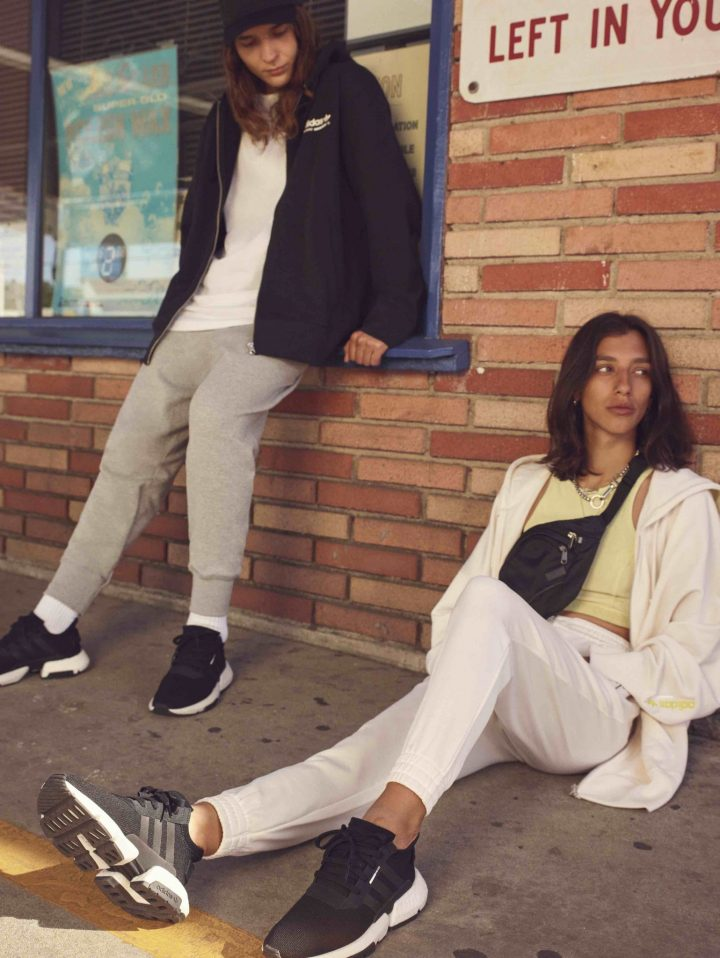 "「adidas Originals」のニュースタンダード""P.O.D.System""のスマートなニューカラー"