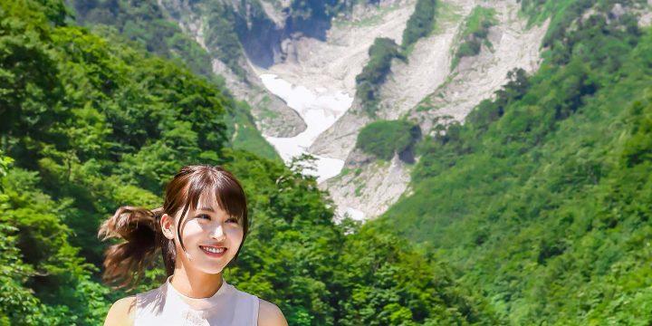 夏の「みなかみ・一ノ倉沢」は、非日常な絶景の中でランニングを楽しめる!