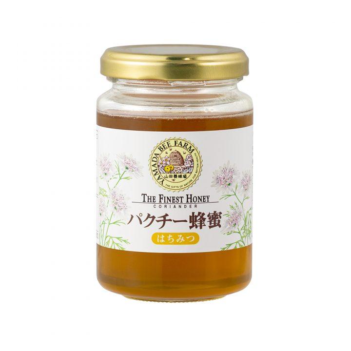 純蜂蜜で有名な山田養蜂場が、パクチーの花から取れた「パクチー蜂蜜」を発売!