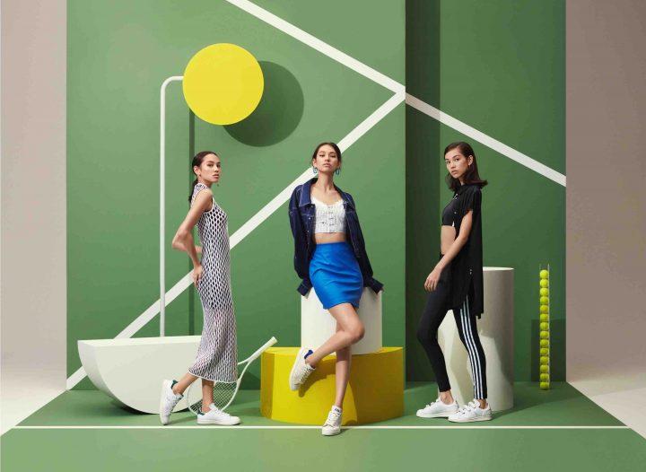 """「adidas Originals」の永遠のスタンダード""""STAN SMITH""""のキャンペーンモデルに水原希子が登場!!"""