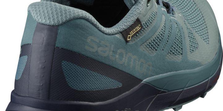 「SALOMON」の最新GORE-TEX®搭載トレッキングシューズは軽量で極上の履き心地!