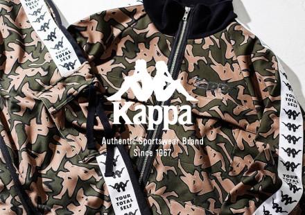 """「Kappa BANDA」が""""UNFOLLOW""""でポップアップストアを開催。デザイン性の高い新作は必見!"""