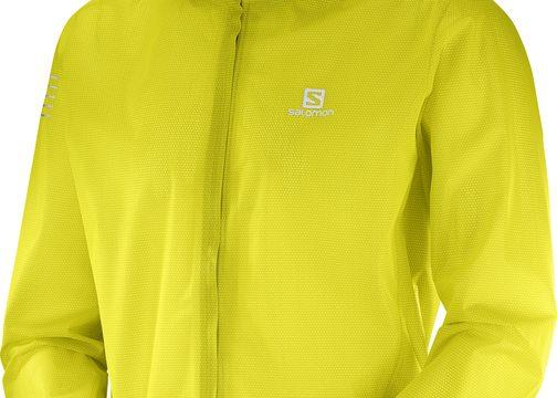 「SALOMON」のレインジャケットは残暑と雨に悩まされる秋に強い味方になってくれます!