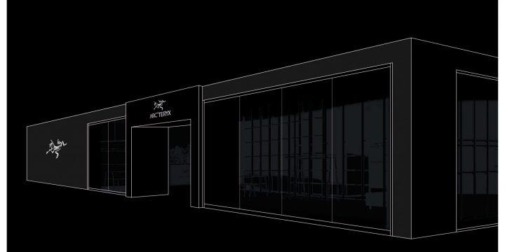 """「ARC'TERYX」が九州初となる直営ショップを""""MARK IS 福岡ももち""""にオープン!"""