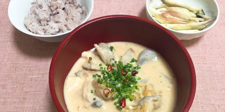 <第10回>うまみたっぷり豆乳豚汁【管理栄養士作成・監修レシピ】
